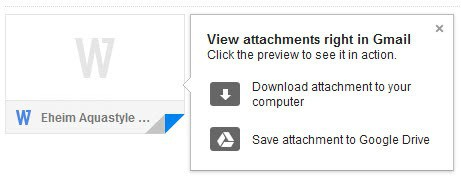view attachments right in gmail