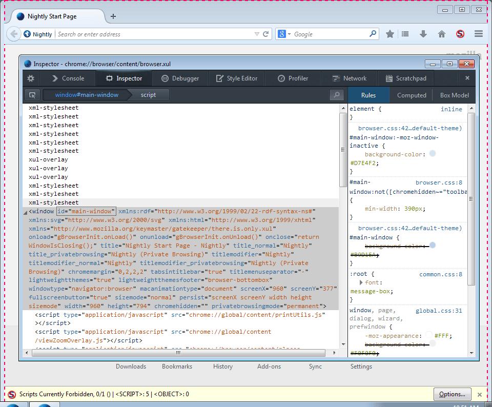 browser-toolbox