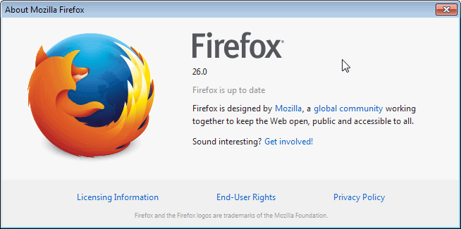 firefox 26 review