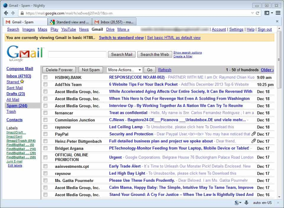 ... collection of Gmail tips and tricks, is the official Gmail website