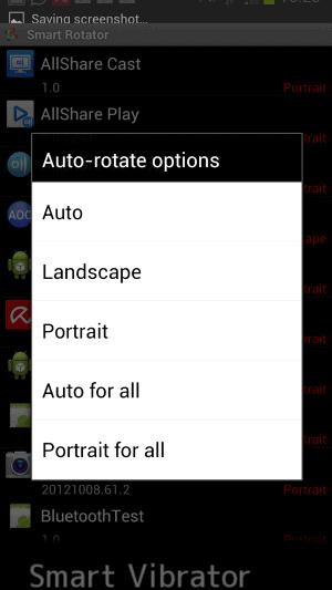 screen modes per app