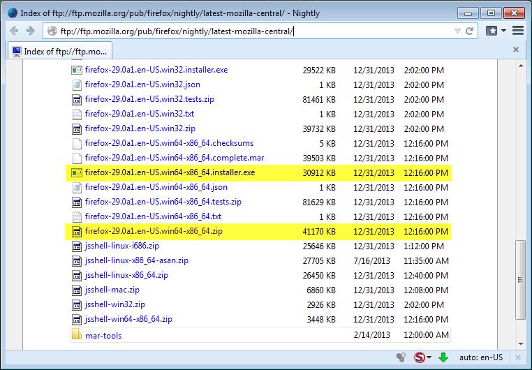 download firefox 64-bit windows