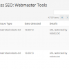 yoast wordpress seo webmaster tools