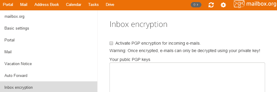 inbox-encryption