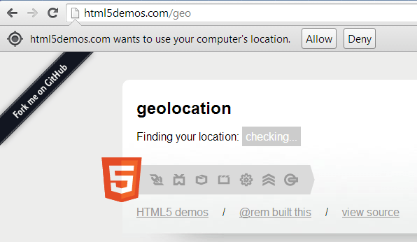 site permission notifications chrome