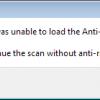 malwarebytes anti malware rootkit driver error