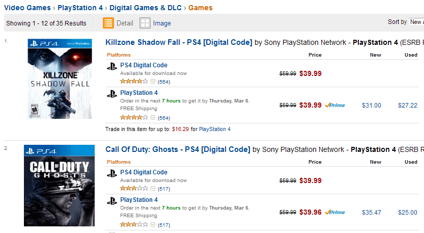Save Money By Buying PS Games In The USA GHacks Tech News - Usa code