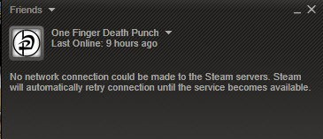 Steam, why is it down so much lately?