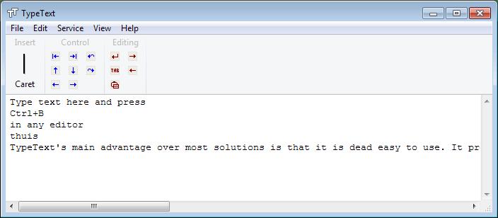 typetext