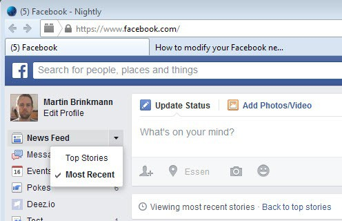 You may miss out on Facebook posts, and there is little you can do about it