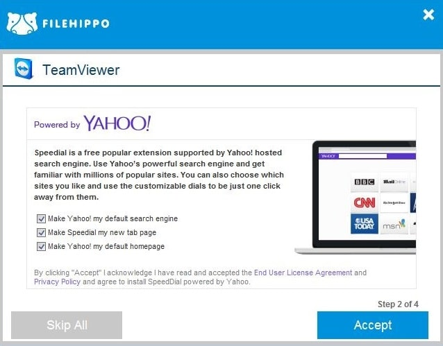 Beware! FileHippo tests adware distributing download manager