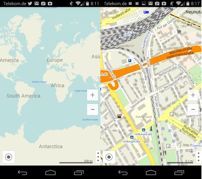 Maps with me lite is an offline mapping app for mobile devices maps with me gumiabroncs Choice Image