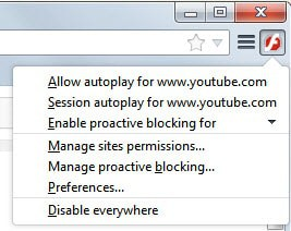 allow autoplay