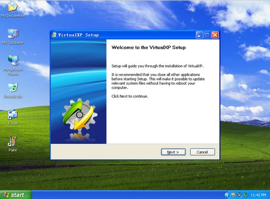 virtual xp