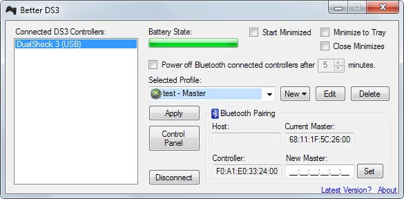 How to connect a Playstation controller to your Windows PC