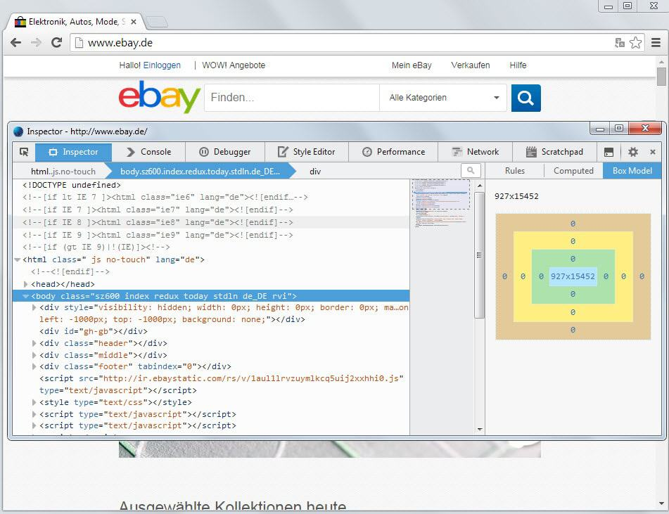 Firefox Tools Adapter enables Developer Tools for Chrome ...