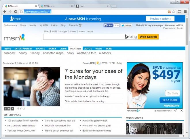 internet homepage wallpaper - photo #18