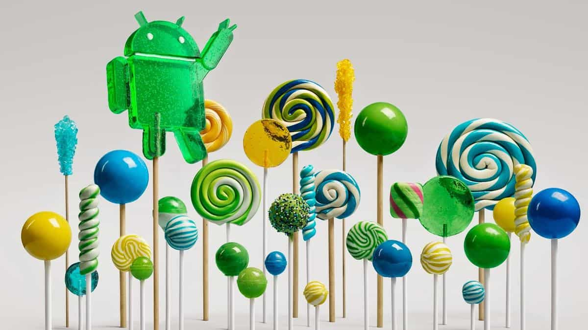 Is your phone or tablet getting the Android 5.0 update?