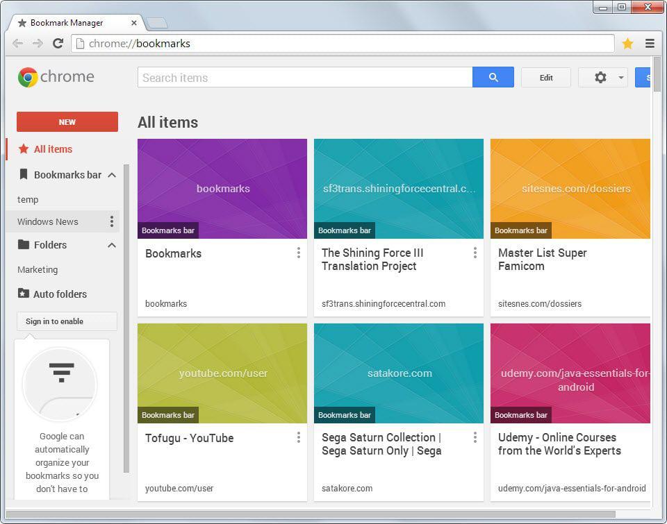 Google Search New Design