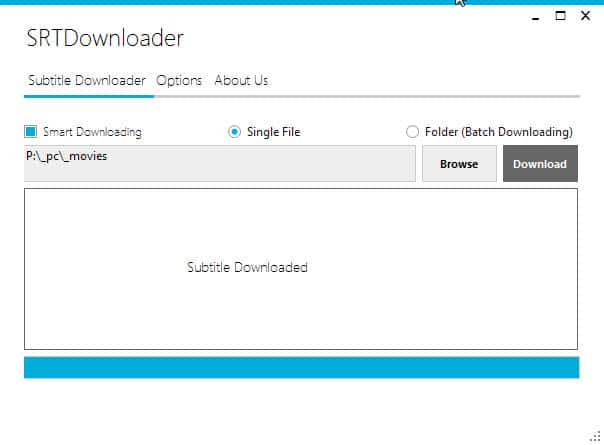 srt downloader