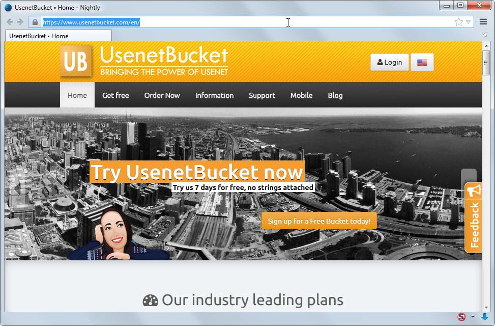 how to get free access to usenet