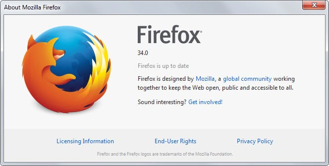 firefox 34 stable