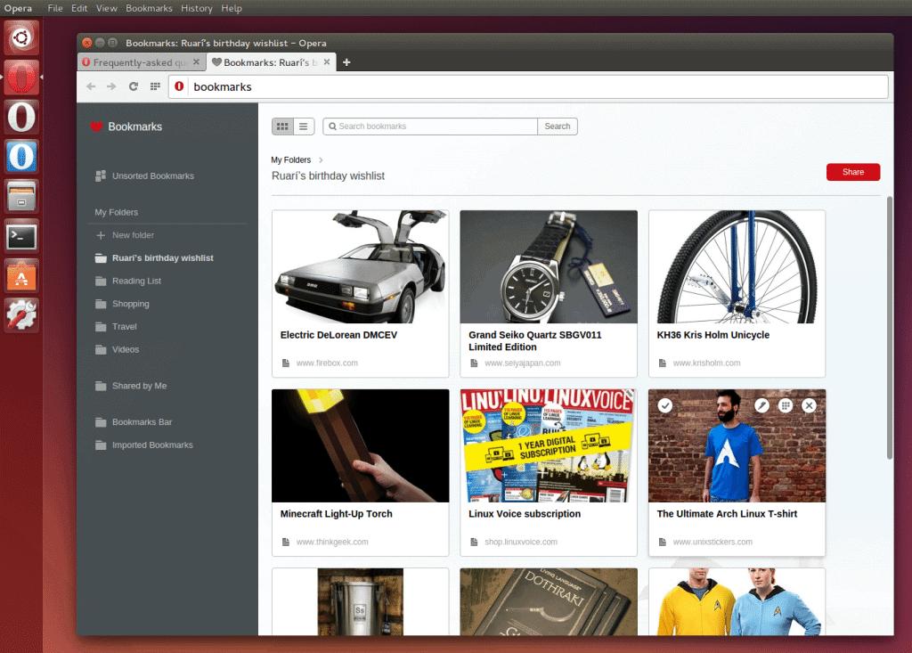 opera 26 linux