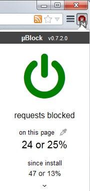 ublock firefox