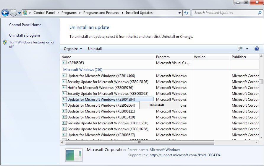 Windows update kb 29 server error 403 forbidden access is denied windows update