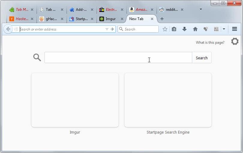 multi row tabs