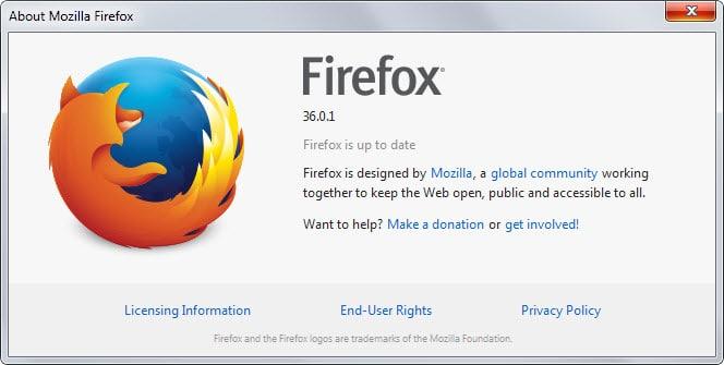 firefox 36.0.1