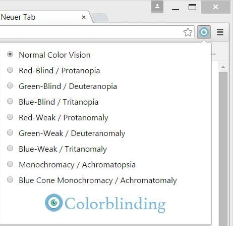test color deficiency website