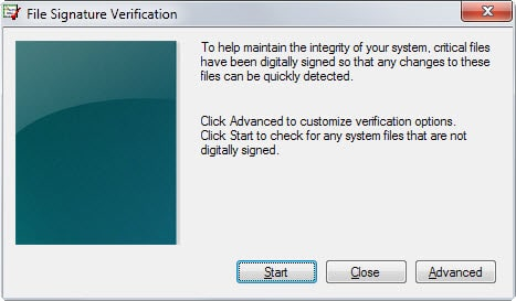 How to verify that system drivers are digitally signed