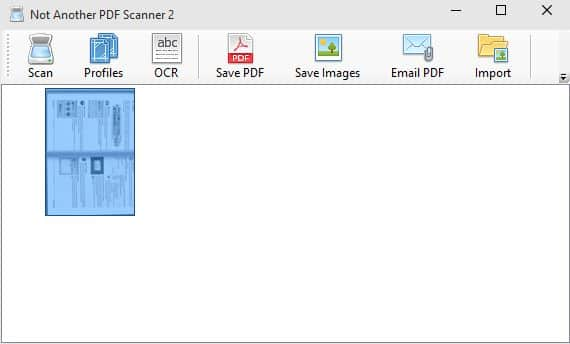 not another pdf scanner
