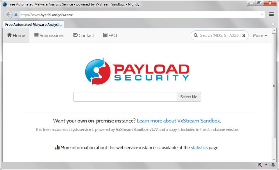 payload security