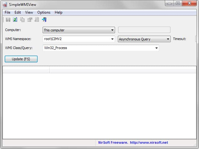 simplewmiview nirsoft