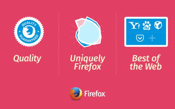 Firefox Pillars