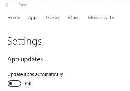 Windows 10 Home users get automatic app update as well