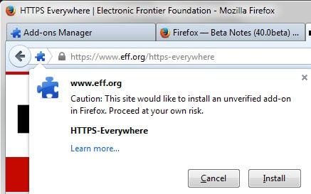 The State of Mozilla Firefox