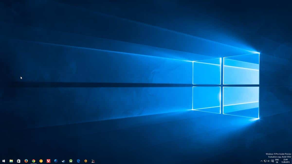 Classic Shell supports 100% transparent taskbars now on Windows 10