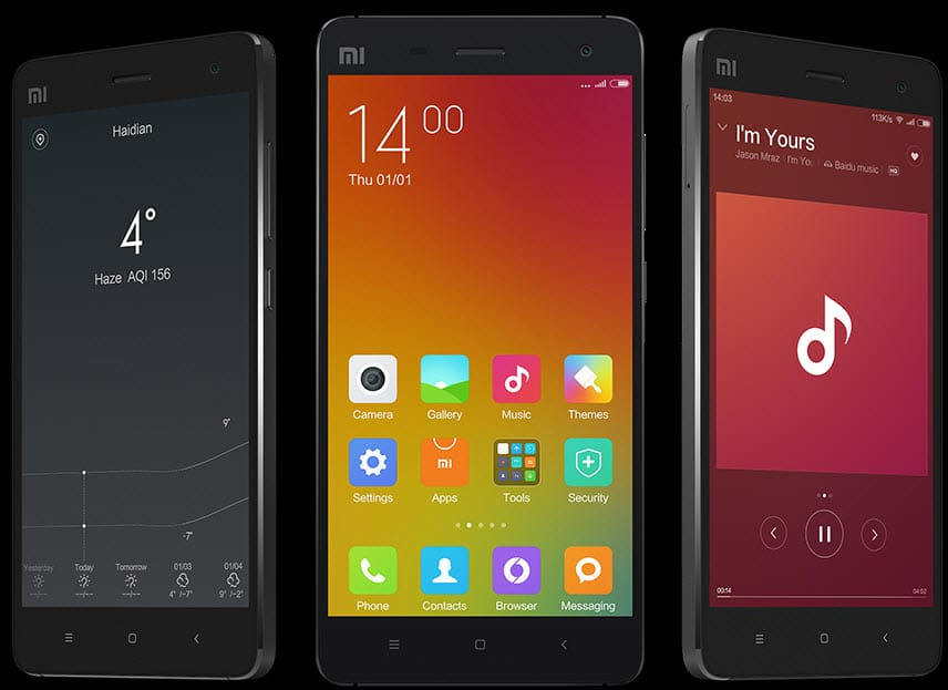 Xiaomi Mi4c review: flagship phone for half the price