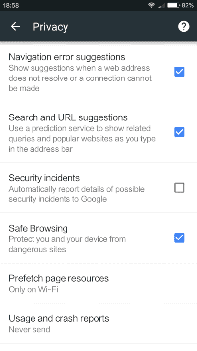 Google Safe Browsing comes to Android and Google Chrome mobile