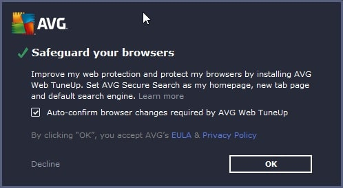 AVG putting millions of Chrome users at risk