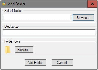 custom folder this pc