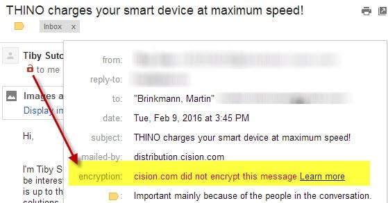 gmail tls encryption
