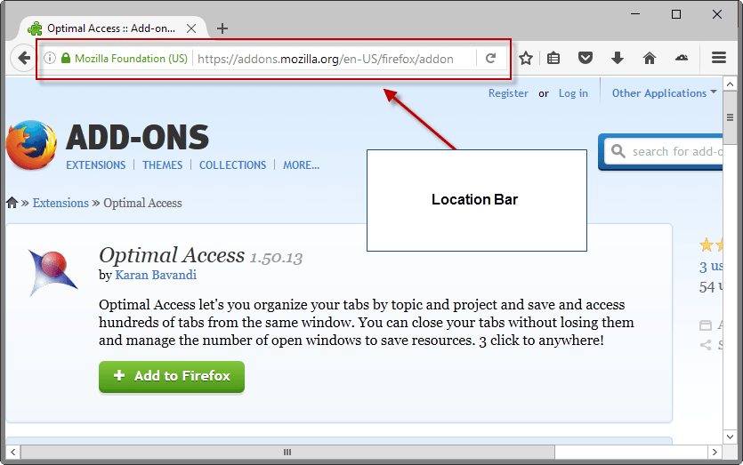 Firefox location bar mastery ghacks tech news for Window location reload