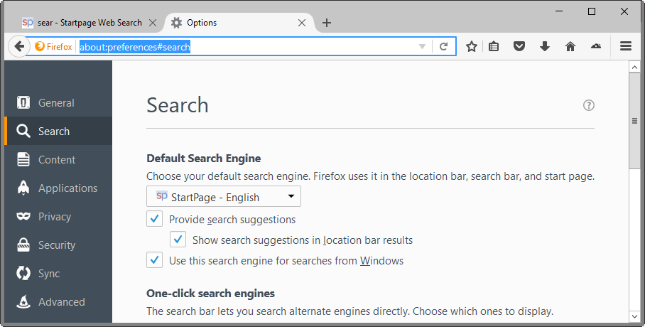 How to change firefox plugin search bar background color ...