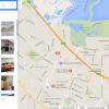 google maps ads