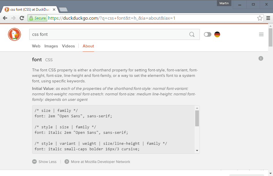 DuckDuckGo's plan to become the programmer's search engine
