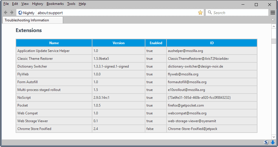 application update service helper